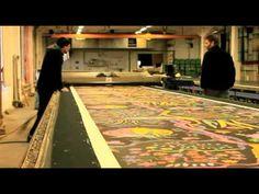 Vídeo incrível!  P.S.: um país como o Brasil, cheio de artesãos incríveis. Mas o único em que o trabalho artesanal não é dado o seu devido valor.