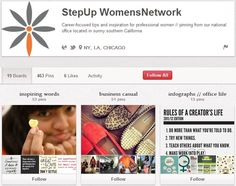 Step Up Womens Network