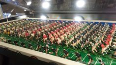 Electric Football: The official website of the book The Unforgettable Buzz, The History of Electric Football and Tudor by Earl Shores and Roddy Garcia Nfl Football, American Football, Football Helmets, Childhood Toys, Childhood Memories, Electric Football, Ohio Buckeyes, Helmet Logo, Professional Football