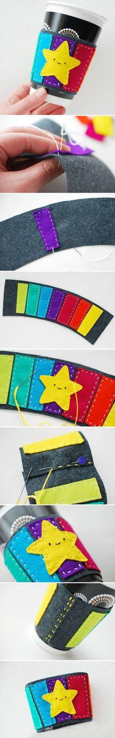 Diy Colorful Cup | DIY & Crafts Tutorials