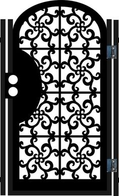 359 Best Plasma Cut Gates Doors And Signs Images In 2019