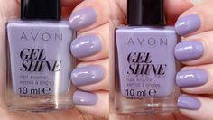 Ciel Lavande - Gel finish (CA) / Lavender Sky - Gel shine (US)