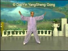 General Health Practice from the Daoyin Yang Sheng Gong system devised by prof…