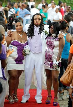 Well yes, that's certainly one option for attending your high school senior prom.