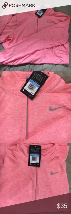 Brand new Nike Dri-fit sweatshirt Nike sweatshirt never been worn before and brand new with tags Nike Sweaters