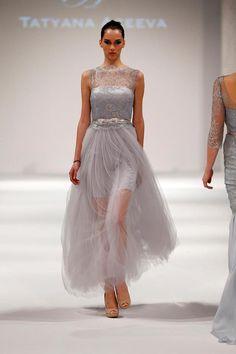 Tatyana Aceeva Muscat Fashion week 2013