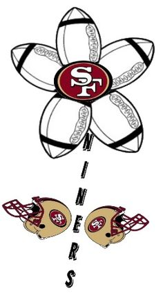 My Super Bowl 5 championship flower. #niners #49ers #san Francisco #sf 49ers #quest for 6 #ck #faithful