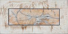 "Thelmic  Acrylic on Panel  56 x 76"""