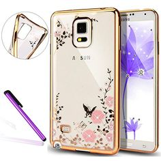 Samsung Galaxy S6 Edge Case,LEECO Galaxy S6 Edge Plating ...…
