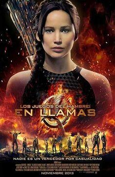 Sorteo de entradas para ver el estreno de la película: Los juegos del hambre: En llamas en los Cine As Termas Lugo