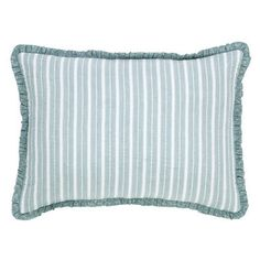 Lighthouse Point Quilted Standard Sham 21x27""