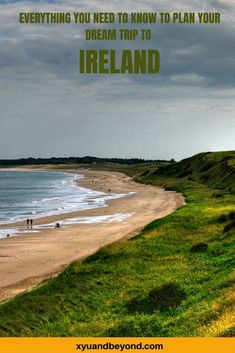 Planning your trip to Ireland? All the tips and tricks to make sure your Irish holiday is the bucket list travel you've dreamed of for years. From how to get from airports, to renting a car it's all here what to bring to ireland Road Trip Europe, Europe Travel Guide, Travel Guides, Travel Destinations, Dublin Travel, Ireland Travel, Oregon, Ireland Weather, Ireland Landscape
