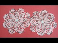 carpeta tejida en algodon numero 10 y gancho de metal # 2.25 mm