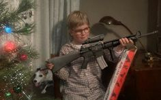 What Ralphie really wanted for Christmas