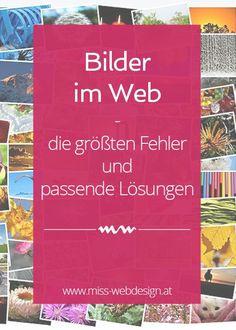 Bilder im Web - Fehler und Lösungen | miss-webdesign.at