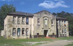 The Story Behind This Abandoned Louisiana School Will Make You Nostalgic