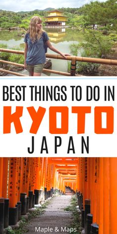 What to do in Kyoto. #travel #japan