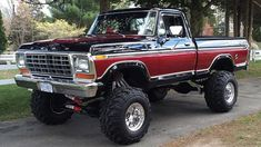 1979 With A Built 460 Candy Apple Jet Black 3 Stage - Ford Daily Trucks Custom Ford Trucks, Ford F150 Custom, Big Ford Trucks, 1979 Ford Truck, Ford 4x4, Cool Trucks, Chevy Trucks, Custom Cars, Truck Rims And Tires