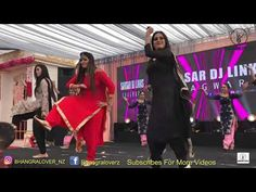 Hot Punjabi Treanding Models Dance On Punjabi Song