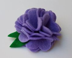 Check out this item in my Etsy shop https://www.etsy.com/uk/listing/523950276/felt-flower-hairclip-felt-flower-hair