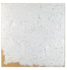 Robert Ryman, Untitled, 1961