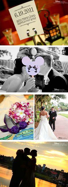 Walt Disney World couple- Meredith and Matt
