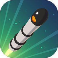 Space Frontier par Ketchapp