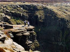 Kinder Scout Derbyshire | Flickr - Photo Sharing! South Yorkshire, Yorkshire Dales, Northern England, England Uk, Derbyshire, Cumbria, Little Britain, Places In England, Peak District