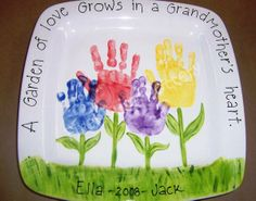 flower hand prints ccsa photo share