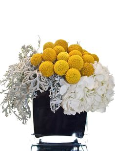 Flower Therapy | Modern Arrangement ~ Craft and Couture