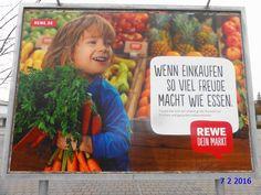 770. - Plakat in Stockach. / 07.02.2016./