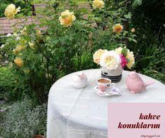 Kahve konuklarımın bugünkü konuğu Babaannemin Saatli Maarif Takvimi blog Cheese, Table Decorations, Blog, Blogging, Dinner Table Decorations