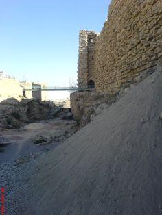 Jordan & Ürdün & الاردن .Kerak Castle
