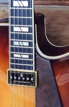 Cheval Guitars Orville... like the pickup