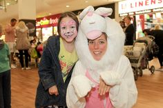 #Easter fun at The Harvey Centre 2014. #KidsClub #EasterFun #Shopping #Harlow #Essex #Events #Kids #EasterBunny