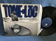 RARE Vintage Tone-Loc  Loc'ed After Dark Vinyl by sweetleafvinyl