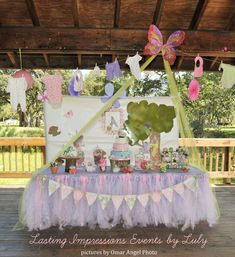 Fairies and Butterflies | CatchMyParty.com