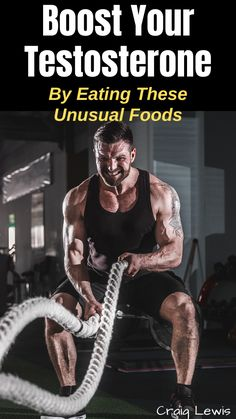One sure way to increase testosterone is to eat foods that increase testosterone naturally. This is one of the safest ways to increase testosterone too Testosterone Boosting Foods, Low Testosterone Symptoms, Natural Testosterone, Boost Testosterone, Weight Loss For Men, Best Weight Loss Plan, How To Lose Weight Fast, Increase Testosterone Naturally, Health And Wellbeing