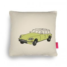 Citroen safari Cushion Safari, Snoopy, Cushions, Illustration, Pattern, House, Fictional Characters, Home Decor, Art