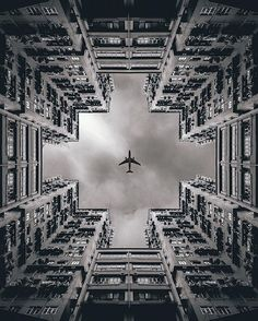 A beleza da simetria em 12 fotografias | ArchDaily Brasil