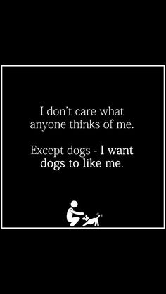 Except #dogs! #doglovers #ilovemydog