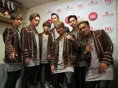 三代目J Soul Brothers