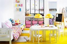 Multi-Purpose Kids Bedroom Ideas - Children's Room Decorating (houseandgarden.co.uk)
