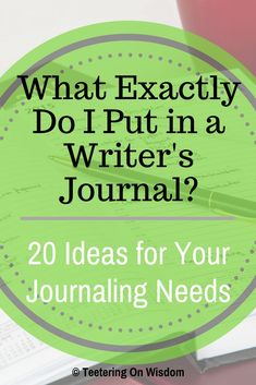 As a writer, you need to have one. Just like you should have a reading journal to help you become a better writer. But, what goes in a writer's journal? Memoir Writing, Journal Writing Prompts, Writing Notebook, Book Writing Tips, Writing Workshop, Fiction Writing, Writing Resources, Writing Skills, Writing Ideas