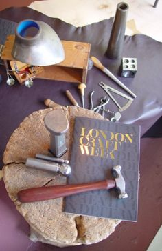London Craft Week at Cox and Power.  http://www.londoncraftweek.com/events/cox-power-open-house#sthash.sPBmagcL.dpbs