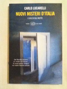 BookWorm & BarFly: Nuovi misteri d'Italia - Carlo Lucarelli (2003)
