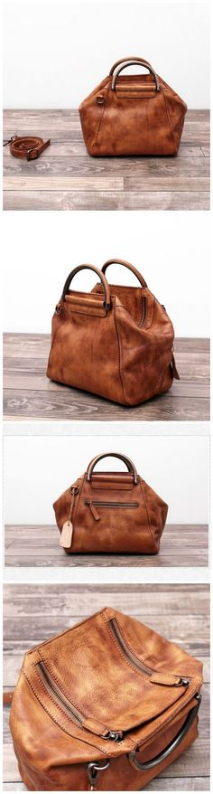 Beautiful leather shoulder bag designs to purchase this year (41)