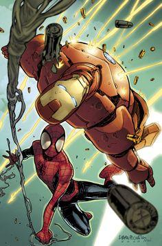 Ultimate Comics Spiderman COV by fatheadwilson on deviantART