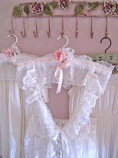 Boudoir Hangers by kimberlyannryan, via Flickr