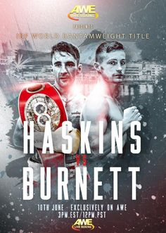 http://realcombatmedia.com/2017/06/real-combat-media-uk-ryan-burnett-want-emulate-carl-frampton-belfast/Follow   BURNETT: I WANT TO EMULATE FRAMPTON IN BELFAST Unbeaten talent can become Northern Ireland's latest World champion on Saturday SAN DIEGO (JUNE 8, 2017) – Ryan Burnett says he can follow in Carl Frampton's footsteps and become a huge star in Belfast as he challenges Lee Haskins for the IBF World Bantamweight title at …